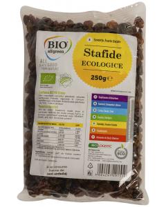 Stafide ecologice Bio AllGreen 250g