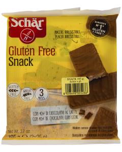 Snack fara gluten Schar 105g