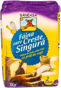 Faina alba Baneasa 1kg