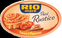 Pate rustico de ton cu ardei Rio Mare 115g