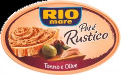 Pate rustico de ton cu masline Rio Mare 115g