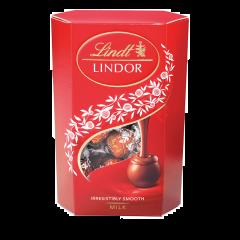 Bomboane de ciocolata cu lapte Lindt Lindor 200g