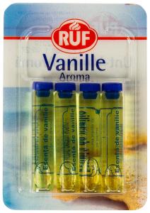 Esenta de vanilie Ruf 4buc x 2ml