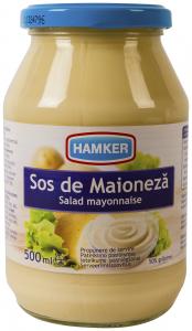 Sos de maioneza Hamker 500ml