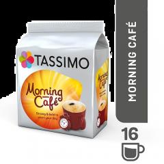 Tassimo Morning Café 124.8g, 16 capsule