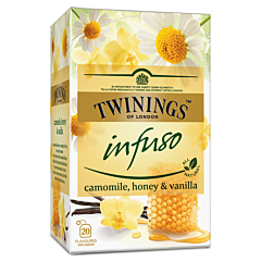 Twinings Camomile, Honey and Vanilla 25 x 1,5g