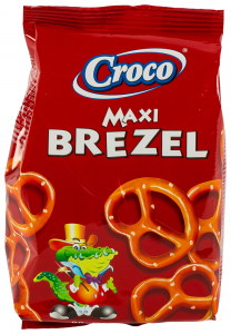Maxi Brezel Croco 80G