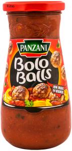 Sos gatit de tomate cu chiftelute Panzani Bolo Ball's 400ml