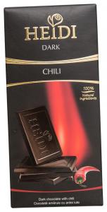 Ciocolata cu ardei iute Heidi 80g