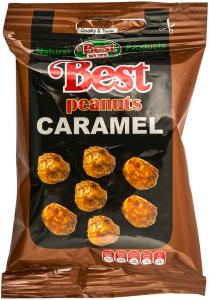 Arahide cu caramel Best 50g