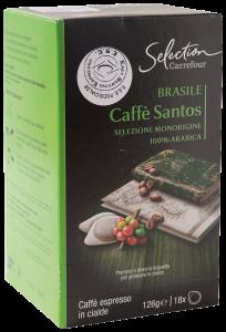 Cafea arabica Brazilia Carrefour 125g