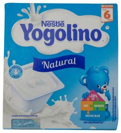 Aliment bebelusi Iogolino simplu Nestle 4x100g