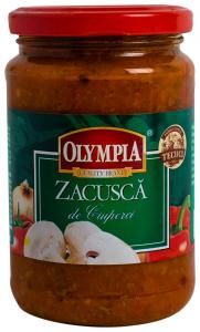 Zacusca de ciuperci Olympia 314ml