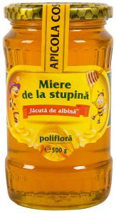 Miere poliflora Apicola Costache 500G