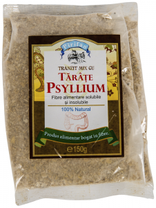Tranzit mix cu Tarate Psyllium Pirifan 150g