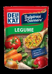 Baza pentru mancaruri cu gust de legume Delikat 400g