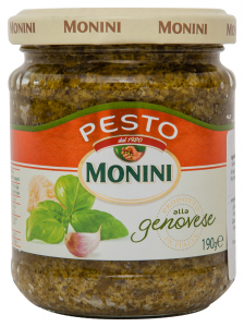 Sos pesto Genovese Monini 190g