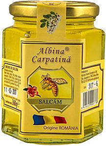 Miere de salcam Albina Carpatina 360g