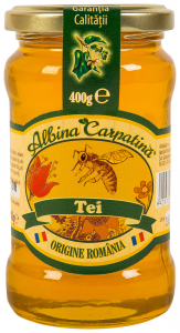 Miere de tei Albina Carpatina 400G