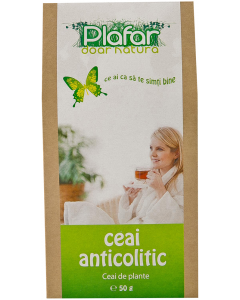 Ceai anticolitic Plafar 50g