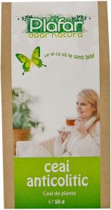 Ceai anticolitic Plafar 50g