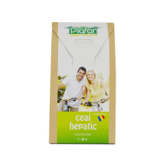 Ceai hepatic 2 Plafar 80g