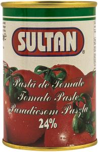 Pasta de tomate Sultan 155g