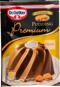 Praf de budinca cu gust de caramel Dr. Oetker 38 g
