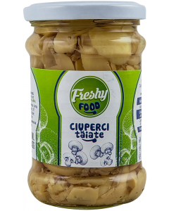 Ciuperci taiate Freshy Food 270g