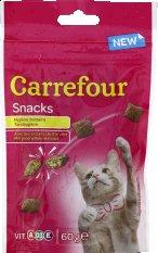 Crochete pentru pisici Carrefour 60g