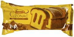 Cozonac cu crema caramel Boromir 450g
