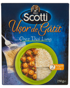 Orez Thai Lung Riso Scotti 250g