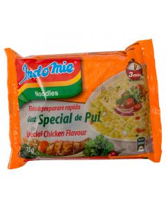 Fidea de preparare rapida cu gust special de pui Indomie 70g