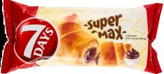 Croissant cu umplutura de cacao 7Days Super Max