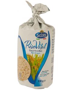 Rice cakes Scotti Riso Vital 100g