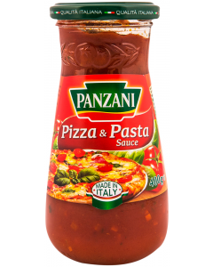 Sos de rosii pizza & pasta Panzani 400g