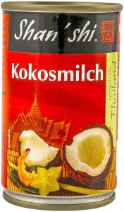 Lapte de cocos Shan'shi 165ml