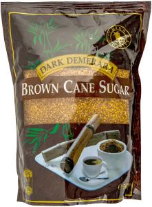 Zahar brun Dark Demerara 500g