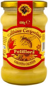 Miere poliflora Albina Carpatina 400g