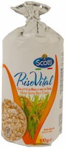 Rice cakes cu seminte Scotti Riso Vital 100g
