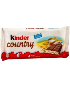 Ciocolata cu lapte Kinder 4x23,5g