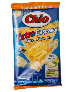Popcorn  cu gust de cascaval Chio 80g