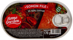 Somon file in sos tomat Home Garden 170g
