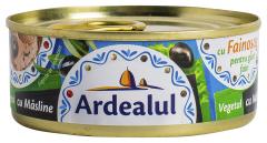 Pate vegetal cu masline Ardealul 100g