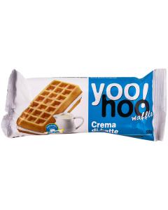Vafa cu crema de lapte Yoo Hoo 50g
