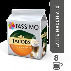 Tassimo Caramel Macchiato 268g, 16 capsule