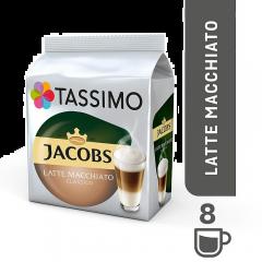 Tassimo Latte Macchiato 264g, 16 capsule