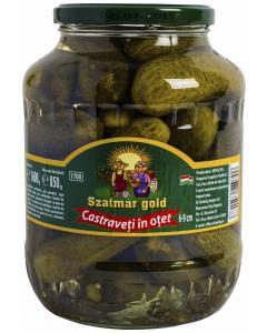 Castraveti in otet Szatmar Gold 1700ml