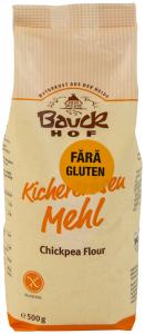 Faina de naut Bio si fara gluten Bauckhof 500G