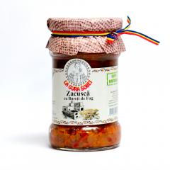 Zacusca cu bureti de fag La Gura Sobei 300g